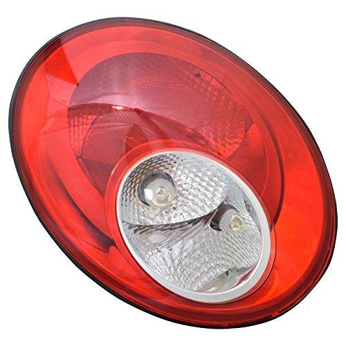 TYC 11-12654-00-1 Replacement Tail Lamp (Left Volkswagen Beetle)