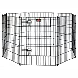 Pet Sentinel Outdoor Pet Pen, Medium