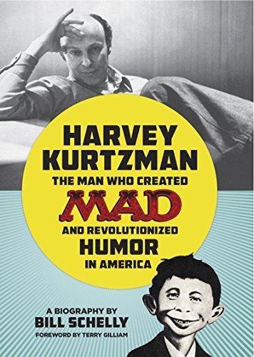 Harvey Kurtzman: The Man Who Created Mad and Revolutionized Humor in - Who Created Glasses