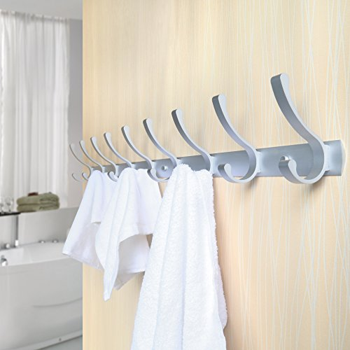 Modern Homes Peg: WEBI Modern 9-Peg Coat Hat Hook Bath Towel Closet Clothes