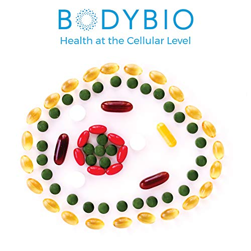 BodyBio Balance Oil, Essential Fatty Acids, Organic Safflower and Flax Seed Oil Blend, 4:1 LA to ALA, 300 Softgels by BodyBio (Image #5)