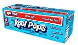 Kool Pops Freezer Pops, Assorted Flavors (45 - 5.5 oz pops per box)