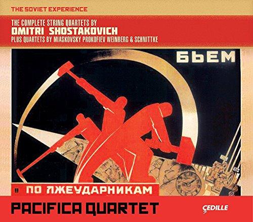 - The Complete String Quartets by Dmitri Shostkovich