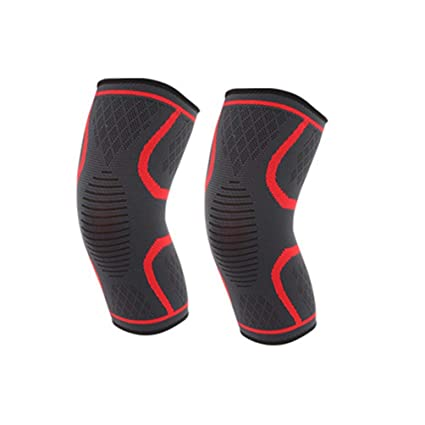 Oyamihin 1 PC Basketball Football Leg Shin Guards Soccer Protective Calf Sleeves Cycling Running Fitness Calcetines