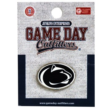 Penn State Nittany Lions Team Logo Lapel Pin - NCAA Tuxedo Tie Clip Lions Logo Pin