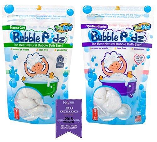 TruKid Bubble Podz Combo Pack Bubble Bath (2 x 24 count)