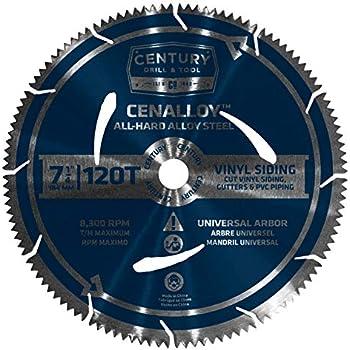 Malco Vcb3 Ev 12 Inch Fence Post Cutting Circular Saw