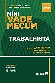 Míni Vade Mecum trabalhista - 1ª edição de 2019