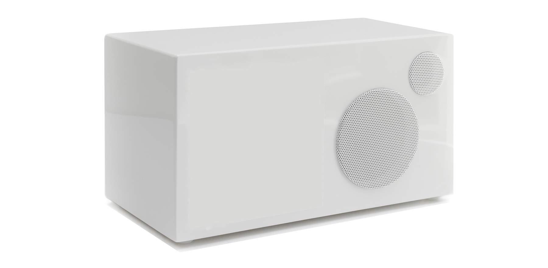 Como Audio: Ambiente - Companion Speaker for Solo (Piano White)