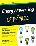 Energy Investing For Dummies