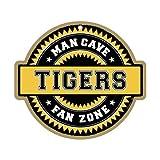 Missouri Tigers Man Cave Fan Zone Wood Sign