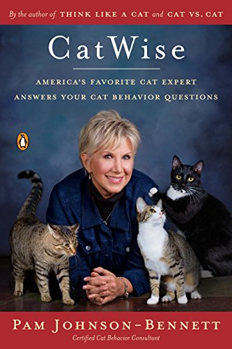 CatWise: America's Favorite Cat Expert Answers Your Cat Behavior Questions (Feeding Your Cat)