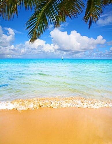 Sommer Urlaub Am Meer Hintergrund Schöne Meer Sand Kamera
