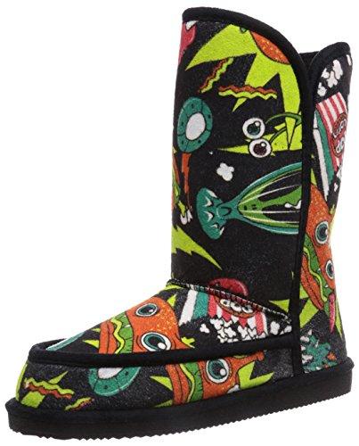 Iron Fist Women's Black Killer Munchies Boots