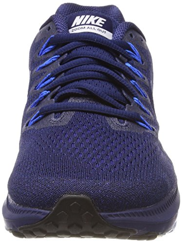 878670 Da Nike Blu black White binary 401 Trail Scarpe Uomo Running Blue photo Blue SddaTq
