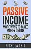 Passive Income: More Ways to Make Money Online