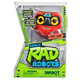 Moose Toys 27803 Really R.A.D. Robots - S1  Yakbot SGL PK- YB- 03-M/C RED