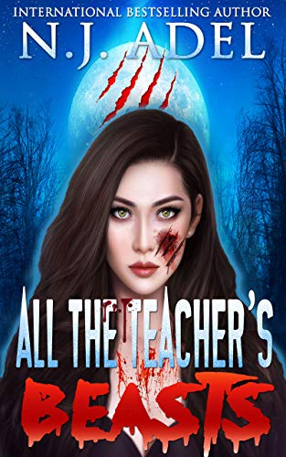 Halloween Horror Nights Werewolf (All the Teacher's Pet Beasts: Shifter Days, Twin Afternoons, Vampire Nights Paranormal)