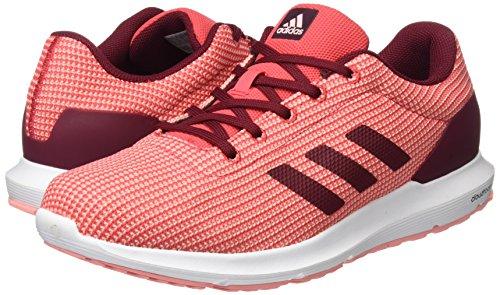 000 buruni Running rosbas Rosso Adidas suabri Cosmic Donna W Scarpe rojo vqnCwaOW