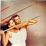 ROXY MUSIC FLESH + BLOOD vinyl record