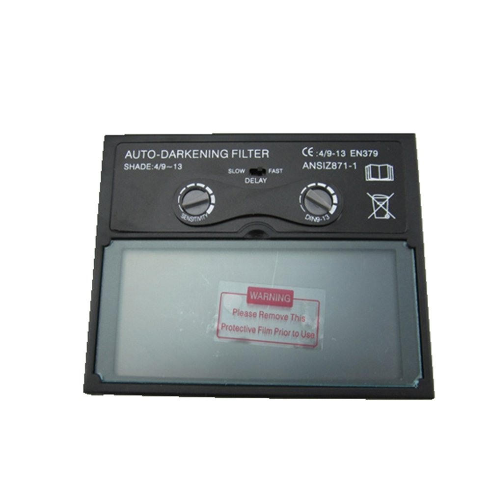 Welding Glass Shade 10-110 x 90mm FREE P/&P Pack 3