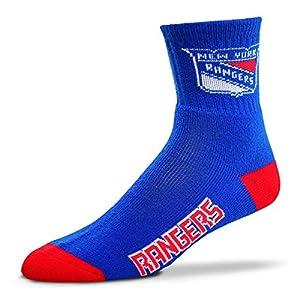 For Bare Feet Men's NHL Quarter
