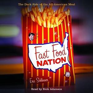 Fast Food Nation Audiobook