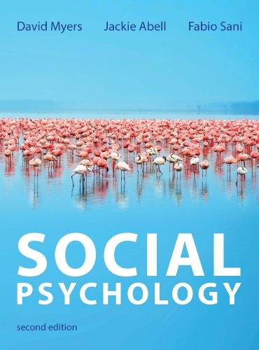 EBOOK: Social Psychology (UK Higher Education  Psychology Psychology)