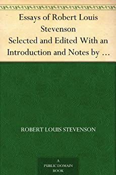 robert louis stevenson essays Free robert louis stevenson papers, essays, and research papers.
