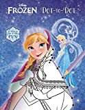 Disney Frozen: Dot-to-dot