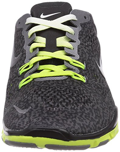 Nike Free 5 0 Tr Fit 4 Chaussures  de sports en salle Femme  Noir