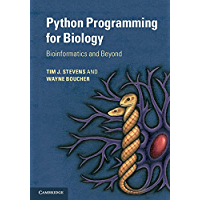 Python Programming for Biology: Bioinformatics and Beyond