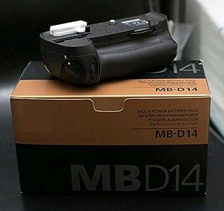 Genric MBD14 Vertical Battery Grip for Nikon D610 D600 Camera EN EL15 Camera Mounts   Clamps