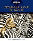 img - for Organizational Behavior by Ricky W. Griffin (2011-01-01) book / textbook / text book