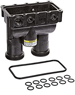 Pentair 77707-0206 Manifold Body with O-Ring Replacement Sta-Rite Max-E-Therm Pool and Spa Heater