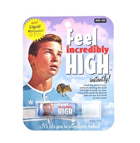 feel incredibly high breath spray - 1