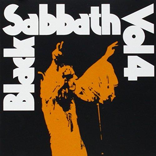 Black Sabbath: Black Sabbath Vol.4 (Jewel Case CD) (Audio CD)