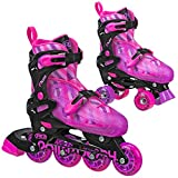 Roller Derby Flux Girls Inline/Roller Combo Skate Small (12-2)