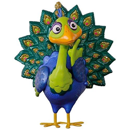 Hallmark Keepsake 2017 - Born This Way Peacock Musical Ornament