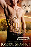 To Win A Mate (A Western Shapeshifter Werewolf Romance): Somewhere, TX (VonBrandt Family Book 3)