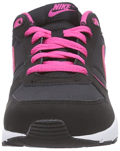 Nike Nightgazer (GS) - Zapatillas para niña Negro / Rosa / Blanco