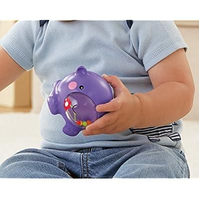Fisher-Price Fisher-Price-BGP41 Disney 6 Meses Apilaanimalitos, Mattel BGP41: Juguetes y juegos