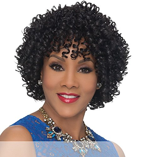Vivica A Fox Hair Collection Woopi Pure Stretch Cap Wig, 1, 10.5 Ounce