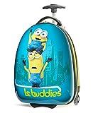 Travelpro Minions Kid's Hardside Luggage, Blue/Yellow