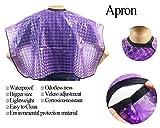 HYOUJIN 11Pcs Purple Hair coloring kit Dye Kit