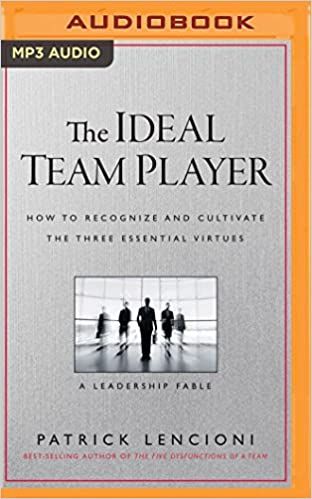 Book The Ideal Team Player