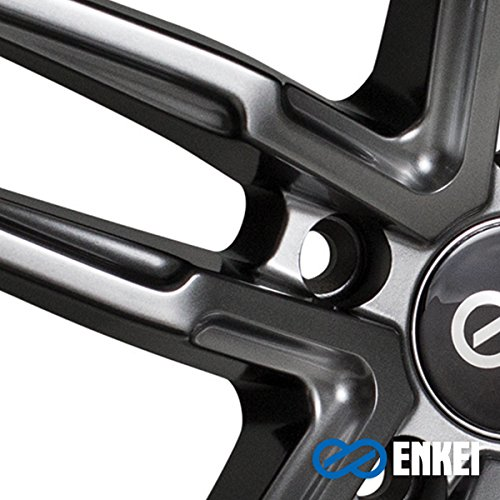 17'' Enkei SS05 Performance Wheel Rim Gray 17x7.5 5x114.3 +40 511-775-6540GR by Enkei (Image #3)