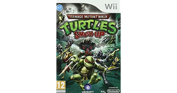 TMNT Smash up: Amazon.es: Videojuegos