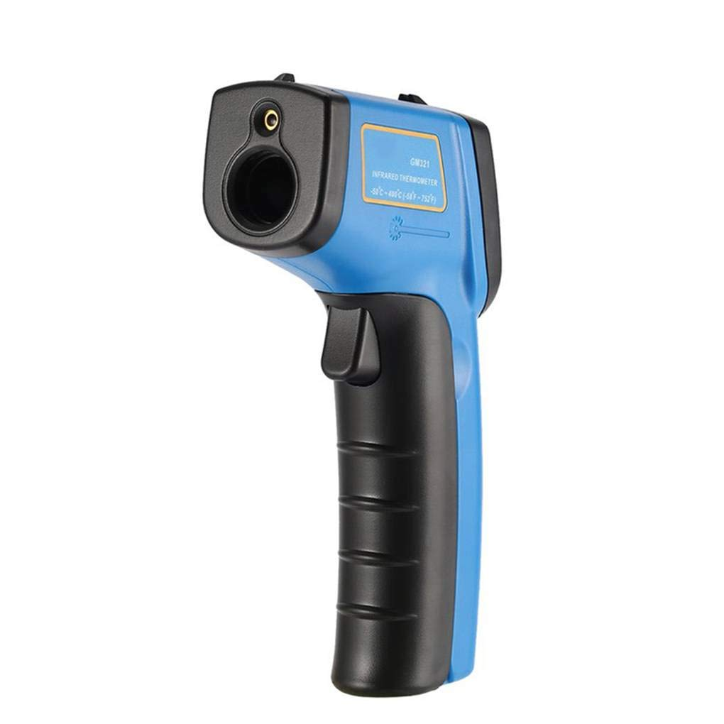 Four Non-contact Digital Infrared Thermometer -50-400 Degree Range Temperature Measurement Tools Tester