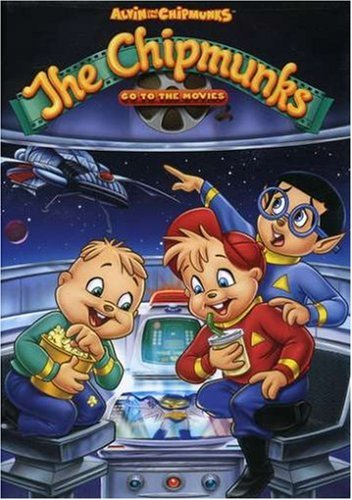 Amazon Com Alvin And The Chipmunks The Chipmunks Go To The Movies Alvin The Chipmunks Movies Tv